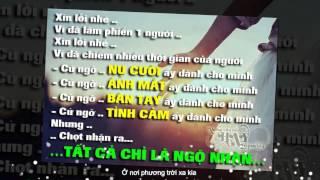 Mảnh Ghép Đã Vỡ - Minh Vương M4U [Video Lyrics]
