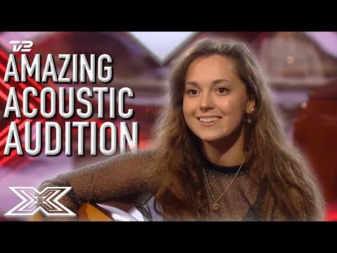 AMAZING Acoustic Audition Of Katy Perry's 'The One That Got Away' | X Factor Global