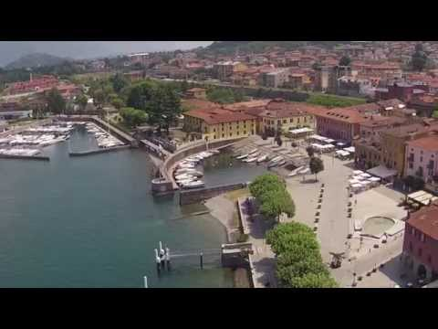 Italy by drone - Colico