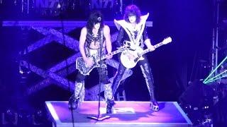 Kiss - Hell or hallelujah +solos @ Ziggodome Amsterdam NL 2015-June-18