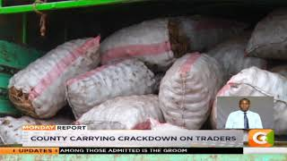 Unscrupolous traders got contravening potato packaging law