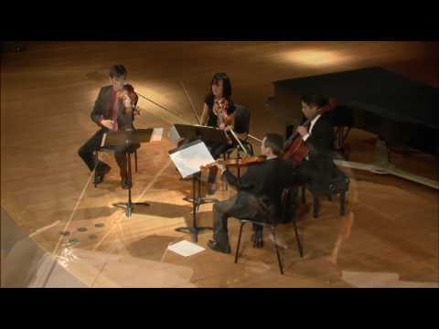 Debussy - String Quartet In G Minor, Op. 10 - III - Andantin , Doucement Expressif