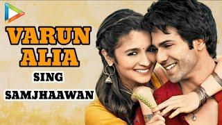 Varun Dhawan And Alia Bhatt Fun Exclusive On Humpty Sharma Ki Dulhania Part 2