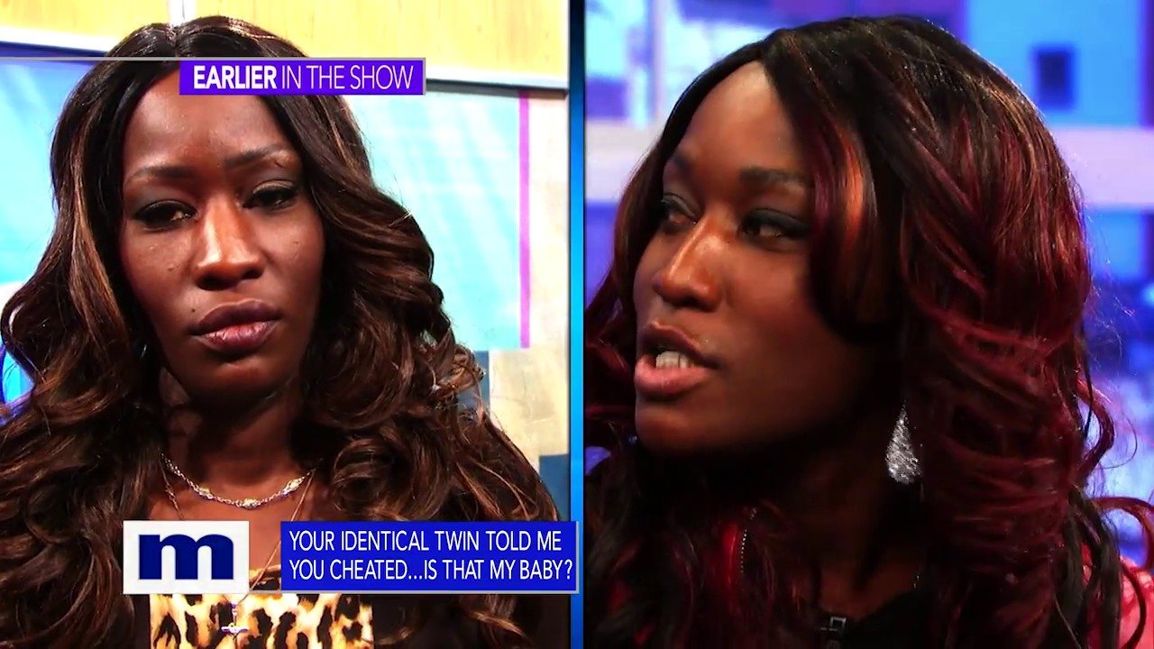 the maury show | is my twin sister using my husband as a sugar