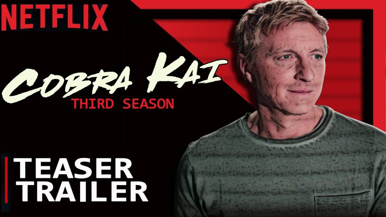 Download COBRA KAI Season 3   Teaser Trailer   Netflix (fan made)