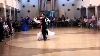 Miha Vodicar & Nadiya Bychkova - Viennese Waltz