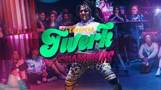 EUROPEAN TWERK CHAMPIONS SPAIN | OFFICIAL VIDEO