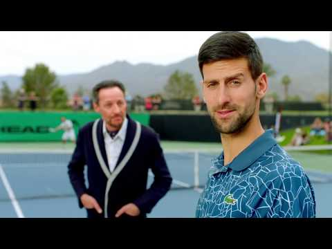 Blink And You Miss It - SPEED Graphene 360 with Novak Djokovic