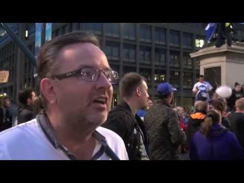 George Square Voices: Dennis (Ambassador for YES Campaign)