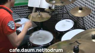 나는 주의 친구 (Friend of god) - Israel Houghton (Drumcover)
