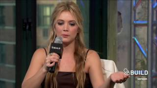 Billie Lourd Talks About