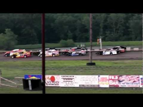USMTS @ L A Raceway 5-4-2012 Heat #3-5t Randy Timms-Wheatland,Ok.