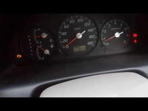 Расход топлива 92й Mazda Demio DW3W