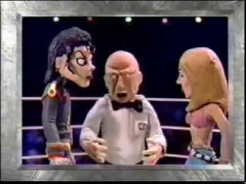 Celebrity Deathmatch - Nick Cannon vs. Wilmer Valderrama ...