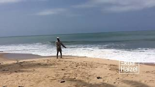 6 months since relocation | Cape Coast | Israel Houghton in Ghana |