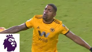 Wolves seal win with perfect counterattack goal against Bournemouth | Premier League | NBC Sports