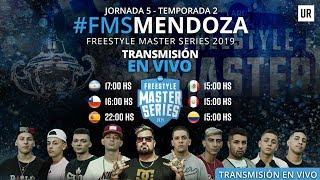 Gambar cover FMS ARGENTINA - Jornada 5 #FMSMendoza Temporada 2019
