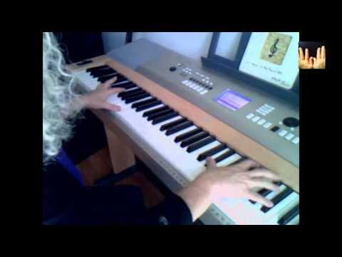 Константин и Валерий Меладзе - Я не могу без тебя / piano cover