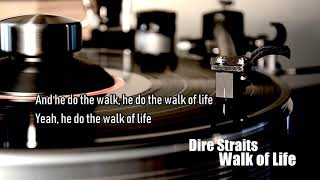 [AUDIO] Walk of Life - Dire Straits | 발매일 1985