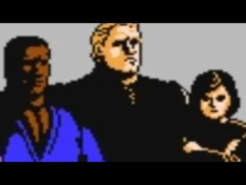 Mission: Impossible (NES) Playthrough - NintendoComplete
