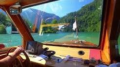 Königssee Nationalpark Berchtesgaden (Bayern) in 4K (gefilmt mit der DJI OSMO)