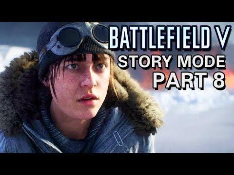 Battlefield V Kampagne PC ULTRA Gameplay German - Deuteriumoxid thumbnail
