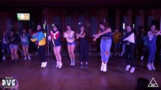 Big DUC Energy -  90s MashUp | Angelina de L. x  Julie P. x Keara G. x Ryan C. Choreography