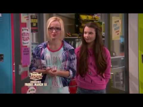 liv and maddie tiny house-a-rooney