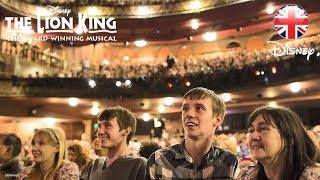 THE LION KING MUSICAL | Relaxed Performance - London, Bristol & Edinburgh | Official Disney UK