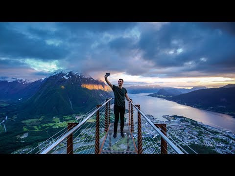 Bobsledding in Lillehammer and Epic Norway Views  |  Norway Travel Vlog