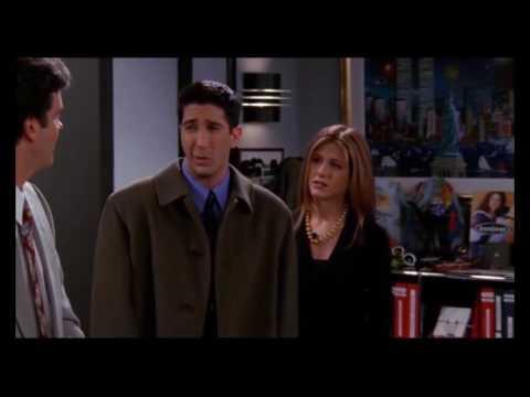 Manhattan Celebration on Friends Season 3 Episode 61