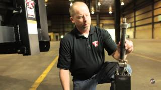 How To Service The Drive Screw In Bulldog® Heavy Duty Square Jacks