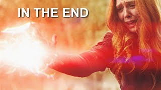 Marvel || In the end ( MCU movies )