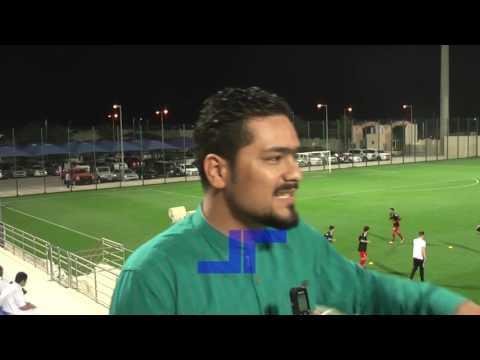 کزارش و گل های دیدار تیم های افغانستان و سنگاپور در قطر