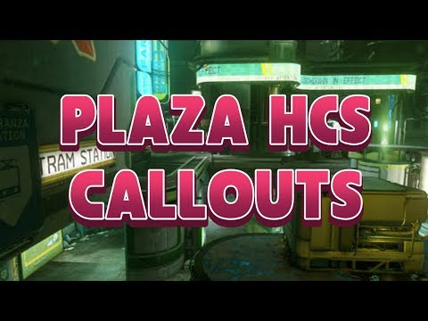 Halo 5 - Callouts Plaza HCS - Team Best Gaming - A LL DO Mex