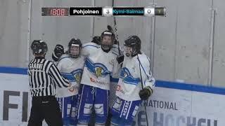 Maalikooste: Pohjoinen – Kymi-Saimaa 5–1