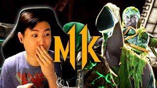 Mortal Kombat 11 - Cetrion Reveal Trailer!! [REACTION]