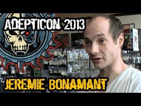 Adepticon 2013: Jeremie Bonamant