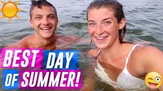 Katie Betzing's Lakeside Summer Bash - SummerVlog