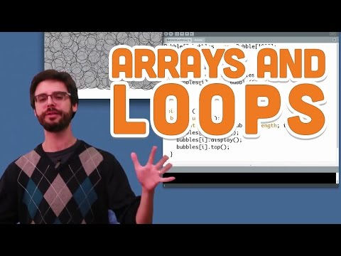 Download Youtube: 9.4: Arrays and Loops - Processing Tutorial