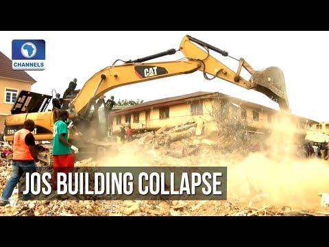 Building Collapse Death Toll In Jos Disaster Rises To 12