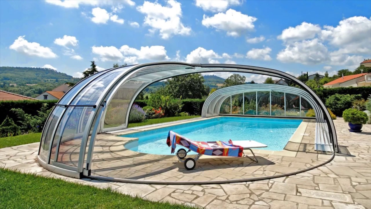 Attirant POOL ENCLOSURE JERSEY CITY   RETRACTABLE POOL ENCLOSURES