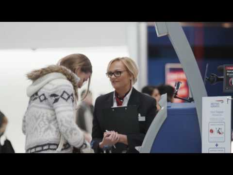 British Airways teams up with Emma Bunton for Red Nose Day 2017
