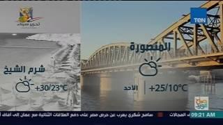 صباح الورد | حالة الطقس اليوم 23 أبريل 2017