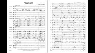 September arranged by Paul Murtha