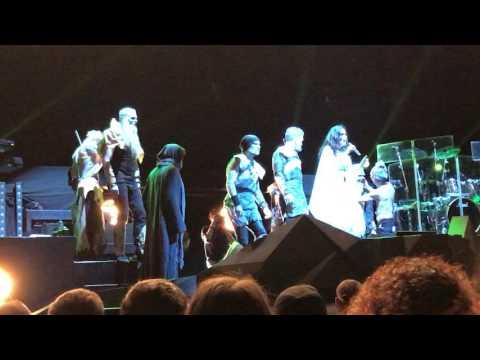Within Temptation : Gothic Christmas + Final - Black Xmas - Tilburg - 22/12/2016