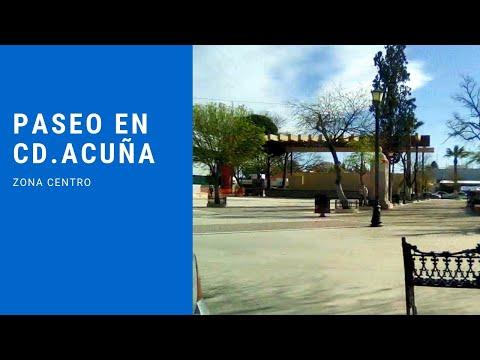 Paseo en Ciudad Acuña Coahuila  Parte1/3