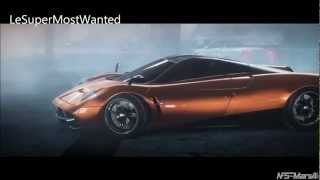 NFS Most Wanted 2012 - Trailer du Mode Solo !