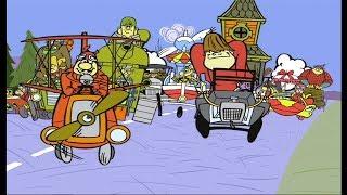 Wacky Races: Crash & Dash (Wii) Playthrough: Part 1