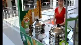 оборудование для варки кукурузы магкорн